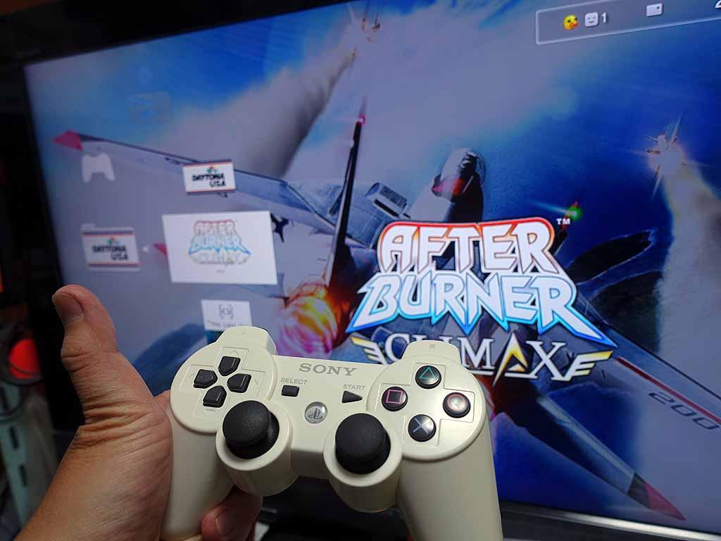 PS3コントローラーDUALSHOCK3修理(修理完了)